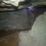 Nuovo argillone nel Ramo dei Geodi