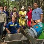 Puliamo il Buio 2014 - La squadra di pulizia